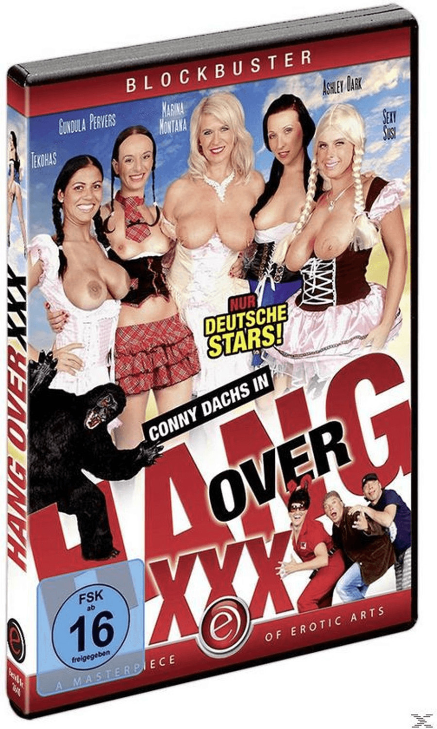 Hang Over XXX [DVD]