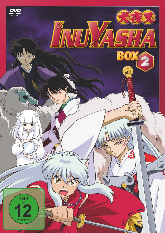 InuYasha - TV-Serie – Vol. 2 (29-52) [DVD]
