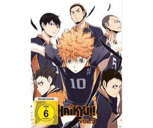 Haikyu!! Vol.3 - Episode 13-18 [DVD]