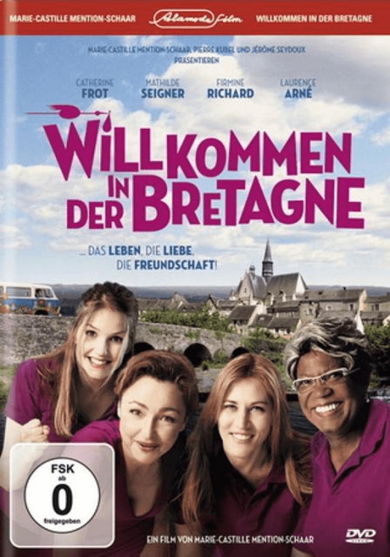 Willkommen in der Bretagne [DVD]