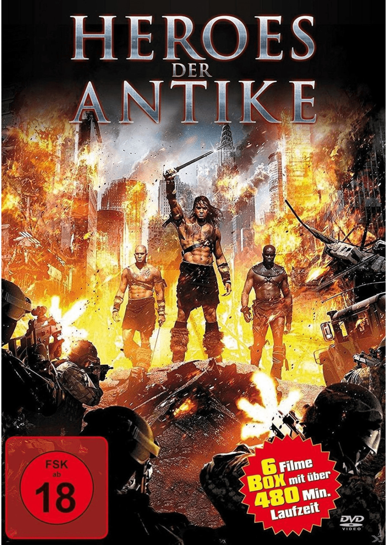 Heroes der Antike [DVD]