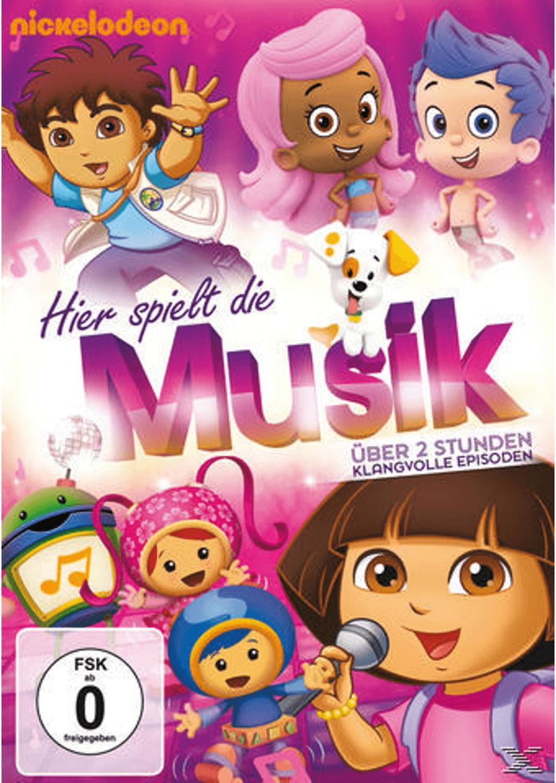 Hier Spielt Die Musik [DVD]