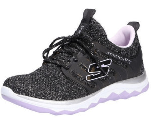 Skechers Diamond Runner (81561L) sparkle sprint black