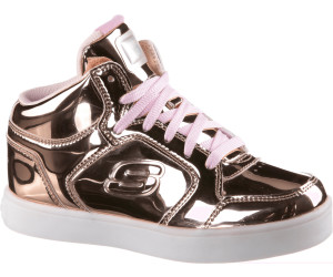 Skechers Energy Lights, Zapatillas Para Niñas, Rosa (Rose