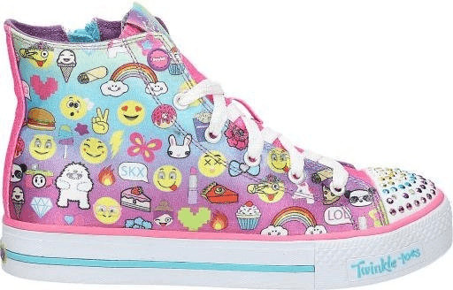 Skechers Shuffles Chat Time multi