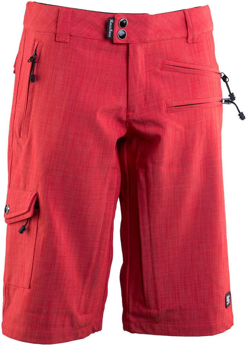 Race Face Khyber Shorts red