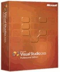 Microsoft Visual Studio Pro 2005 (DE)