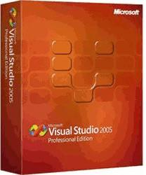 Microsoft Visual Studio Pro 2005 (EN)