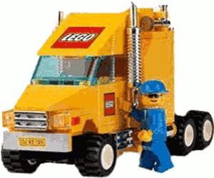 LEGO City Truck (10156)