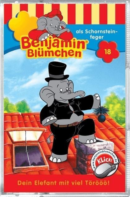 Benjamin Blümchen - 18: als Schornsteinfeger [H...