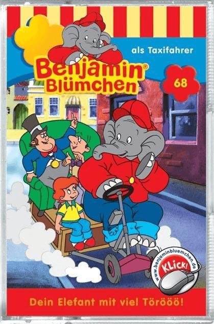 Benjamin Blümchen - 68: als Taxifahrer [Hörbuch...