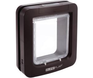 Sureflap Microchip Pet Door Brown Ab 98 62