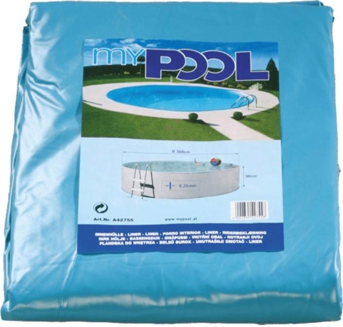 MyPool Pool-Innenhülle Ø 360 x 90 cm