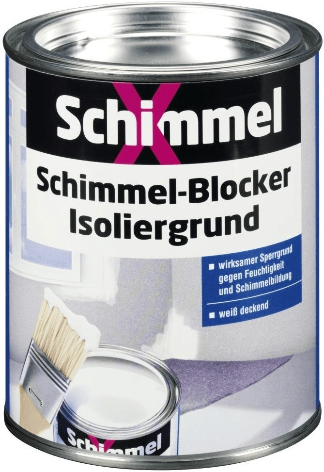 Schimmel X Schimmel-Blocker Isoliergrund weiss ...
