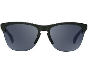 f2f8441c2e Buy Oakley Frogskins Lite OO9374-0163 (matte black gray) from £67.78 ...