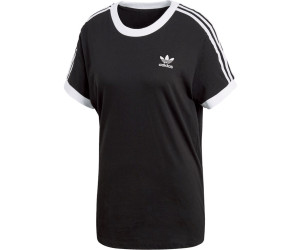 Adidas Damen 3 Streifen T Shirt Black Cy4751 Ab 21 25