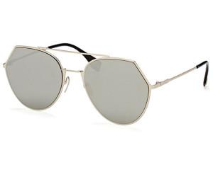 FENDI Fendi Damen Sonnenbrille » FF 0194/S«, gelb, 001/83 - gelb