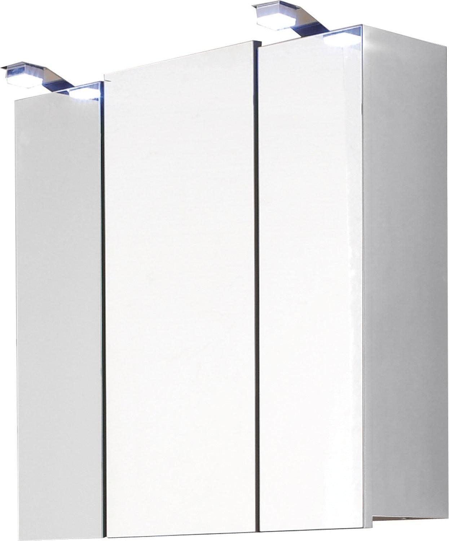 Posseik Spiegelschrank weiß  (5423 76)