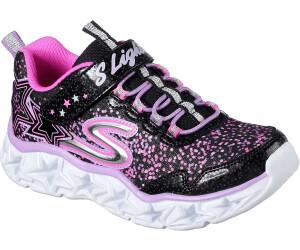 Details zu Skechers Turnschuhe Sneaker Gr 33 blau pink für Mädchen