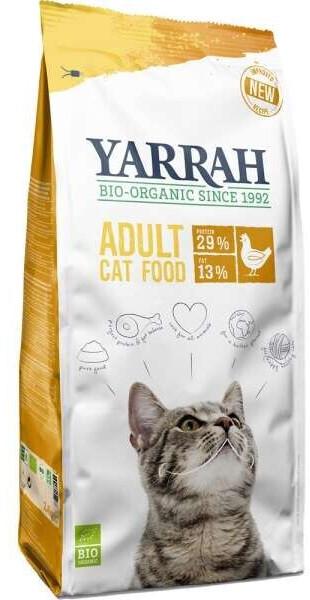 Yarrah Katzenfutter Bio Huhn Adult 6kg