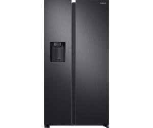 Amerikanischer Kühlschrank Schwarz : Samsung rs6gn8321b1 ab 1.199 00 u20ac preisvergleich bei idealo.de