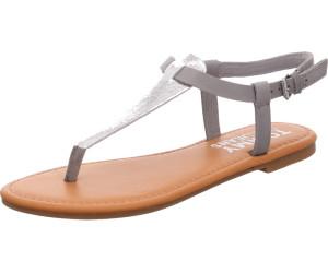 920bfaa1f226d Tommy Hilfiger Metallic Flat Thong Sandal ab 62
