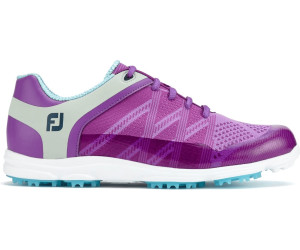 Footjoy Sport Sl Lt Grey/Berry Womens US8.5 DgzOzv0