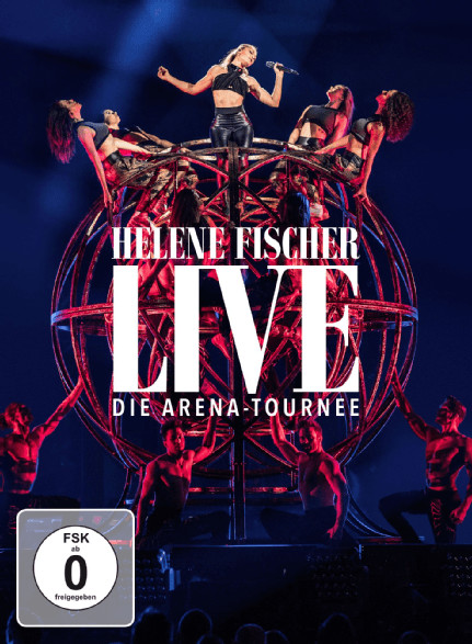 Helene Fischer Live - Die Arena-Tournee (Limited Fanedition) (+2DVD/2CD) [Blu-ray]