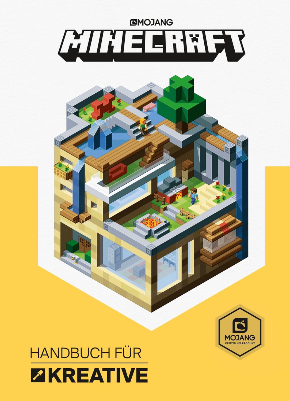 Minecraft, Handbuch für Kreative (Mojang) [gebu...