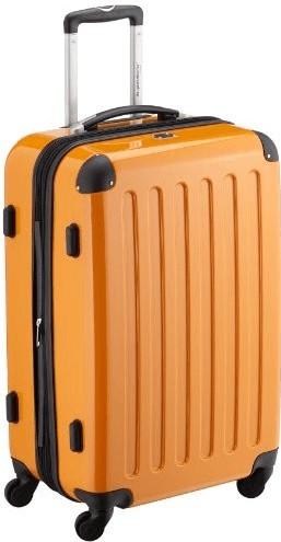 Hauptstadtkoffer Alex 4 Wheel Trolley 65 cm orange