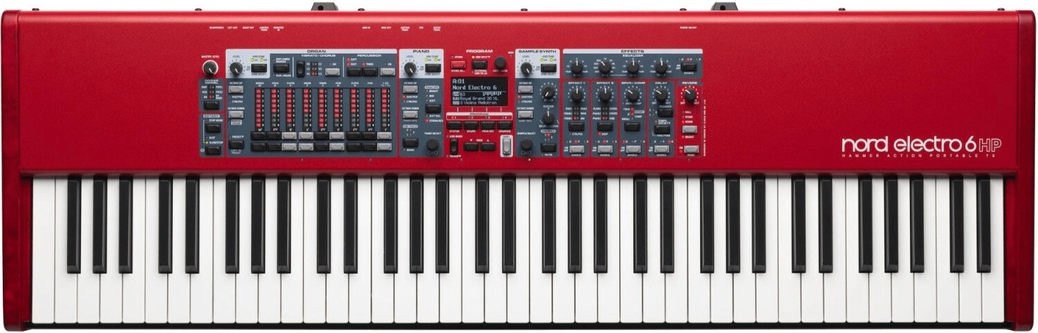 Image of Clavia Nord Electro 6