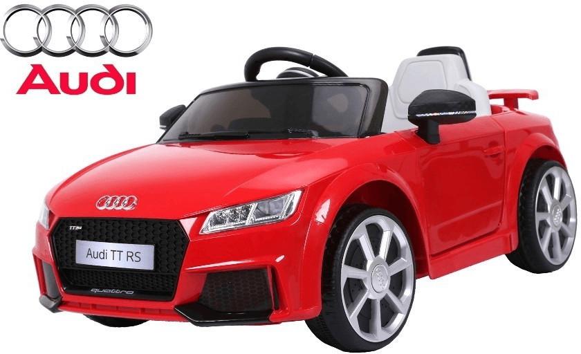 ES-Toys Elektro Auto Audi TTRS lizenziert 12V7A...