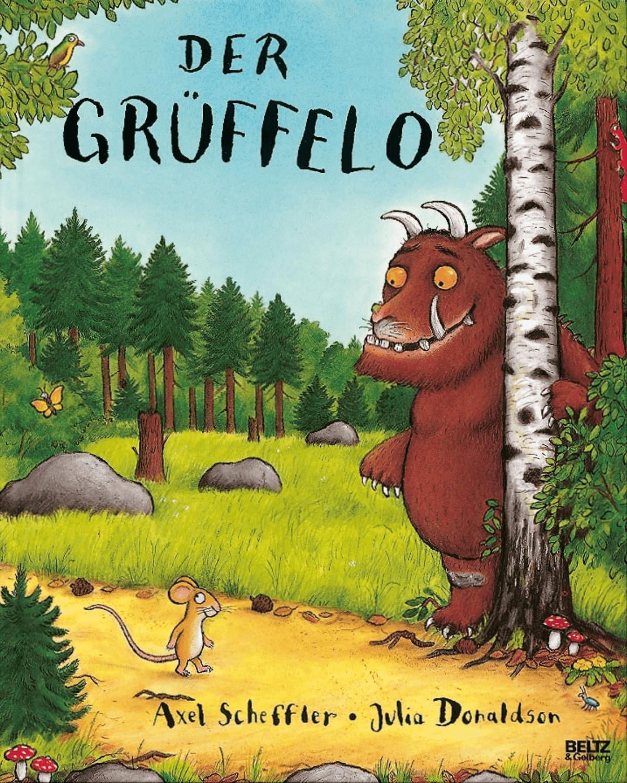 Image of Der Grüffelo (Pappbilderbuch) (Axel Scheffler, Julia Donaldson)