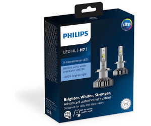 Led H7 Lampen : Philips tremeultinon led h bwx ab
