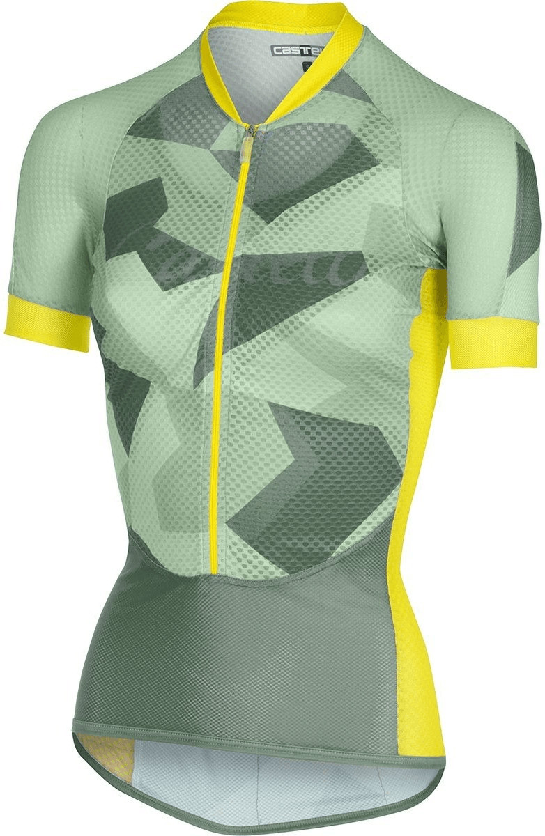 Castelli Climber´s W Jersey pastel mint/forest ...