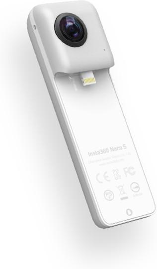 Image of Insta360 Nano S silver