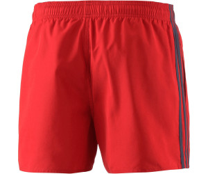 0bad5acc5e2a Adidas 3-Stripes Swim Shorts scarlet/trace blue (CV5140) a € 26,99 ...