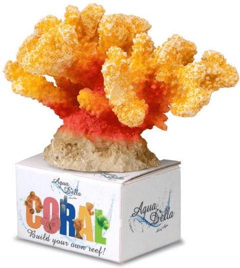 EBI Aqua Della Coral Modul M 12x10,2x8cm orange...