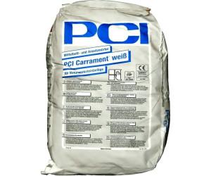 PCI Carrament weiß 25kg