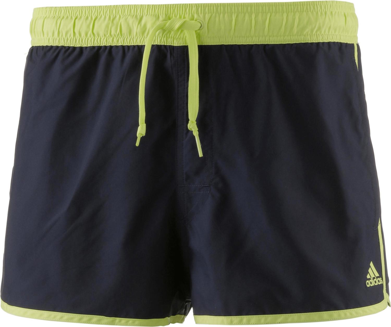 Adidas Swim Shorts legend ink/semi frozen yellow (CV5127)