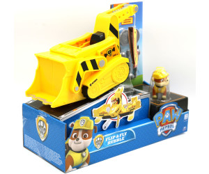 Buy Spin Master Paw Patrol Flip & Fly - Rubble from £18 49 – Best