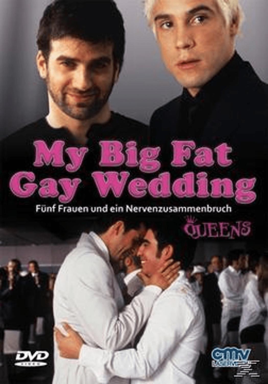 My Big Fat Gay Wedding - Queens [DVD]