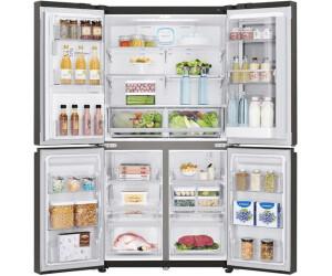 Amerikanischer Kühlschrank Von Lg : Lg gmx sbhv ab u ac preisvergleich bei idealo