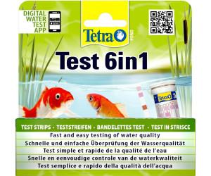 Tetra Wassertest 6 in 1