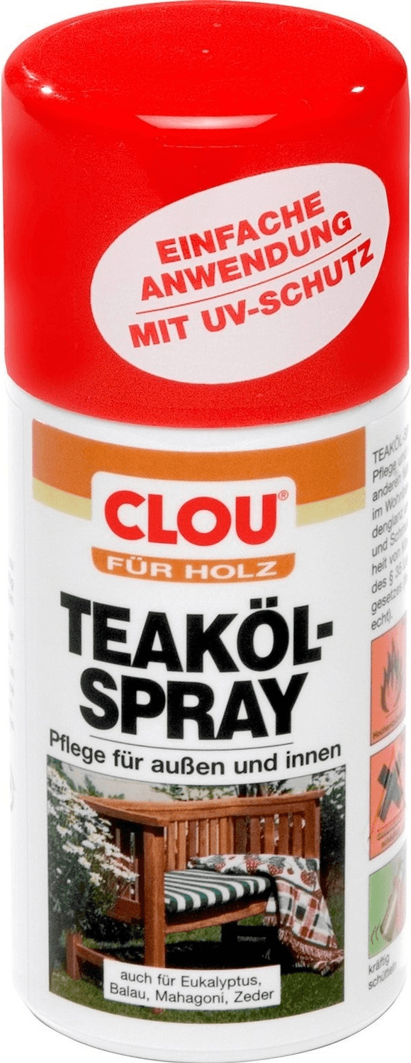 CLOU Teaköl-Spray 300ml