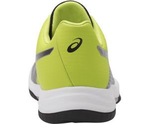 GEL-TACTIC - Volleyballschuh - aluminum/dark grey/energy green LUfaB