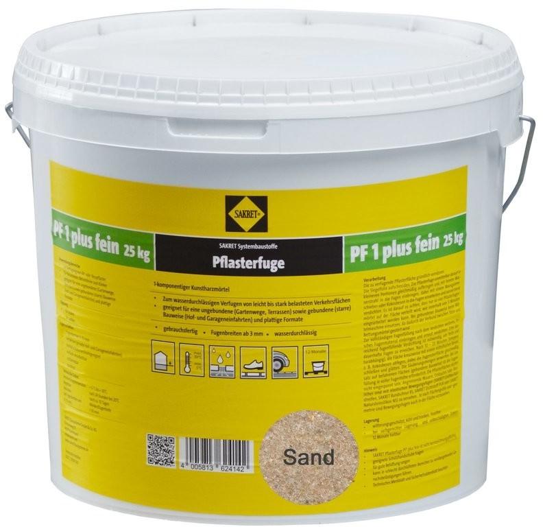 Sakret PF1 Plus 25 kg Sand