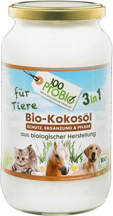 100ProBio Kokosöl für Tiere 1000ml