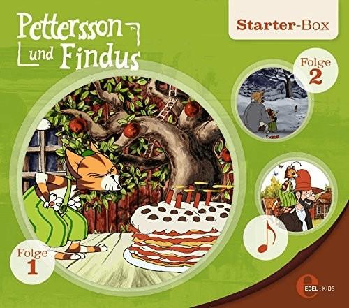 Pettersson und Findus - 01-02: Eine Geburtstags...