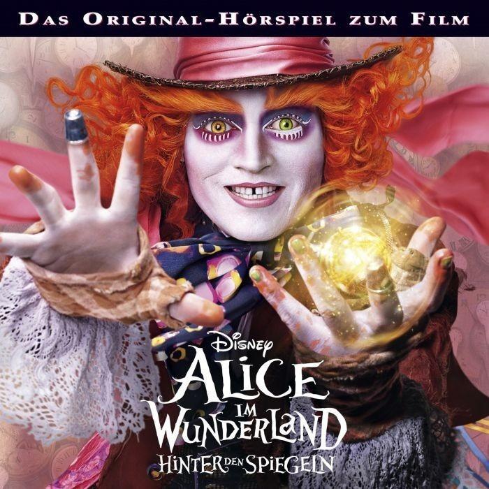 Disney Alice im Wunderland - Hinter den Spiegel...